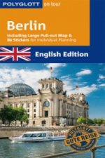 POLYGLOTT on tour Travel Guide Berlin Engl. Edition