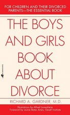 Boys and Girls Book about Divorce