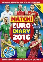Match Euro 2016 Sticker Diary