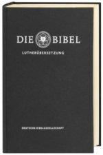 Die Bibel, Lutherübersetzung revidiert 2017 - Standardausgabe schwarz