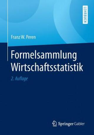 Formelsammlung Wirtschaftsstatistik
