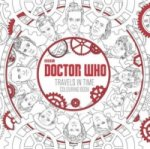 Doctor Who - Travels in Time Colouring Book