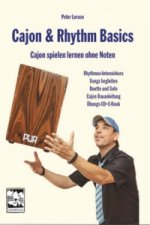Cajon & Rhythm Basics, m. 1 Audio-CD, m. 1 E-Book