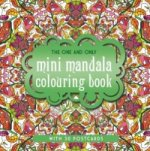 One and Only Mini Mandala Colouring Book