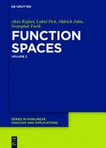 Function Spaces, 2