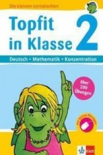 Topfit in Klasse 2, Deutsch - Mathematik - Konzentration