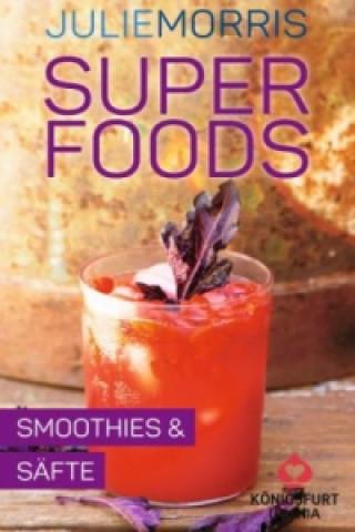 Superfoods - Smoothies & Säfte, Rezeptkarten