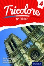 Tricolore 4 Student Book 5th