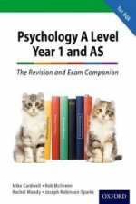 Complete Companions: A Level Year 1 and as Psychology: The R