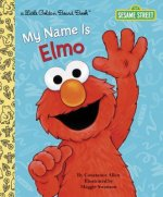 LGB My Name Is Elmo (Sesame Street)