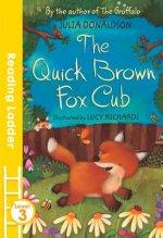 Quick Brown Fox Cub