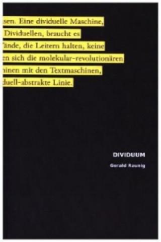 DIVIDUUM. Bd.1