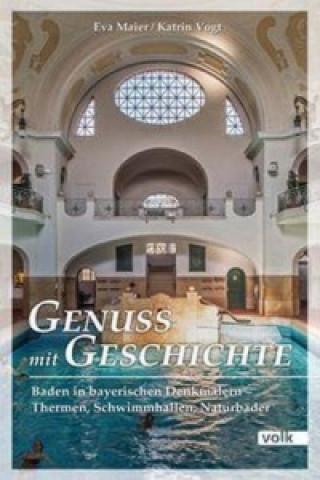 Baden in bayerischen Denkmälern - Thermen, Schwimmhallen, Naturbäder