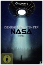 Die geheimen Akten der NASA. Staffelq.1, 2 DVDs