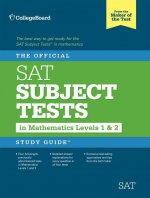 Official SAT Subject Tests in Mathematics Level 1 & 2