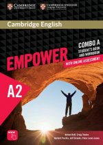 Cambridge English Empower Elementary Combo A with Online Ass