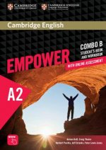 Cambridge English Empower Elementary Combo B with Online Ass