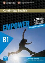 Cambridge English Empower Pre-Intermediate Combo A with Onli