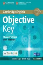 Objective Key Student's Book with Answers with CD-ROM with T