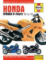 Honda VFR850 Motorcycle Repair Manual