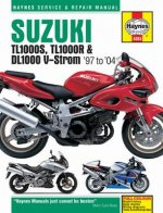 Suzuki TL1000 Motorcycle Repair Manual