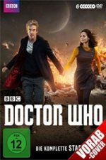 Doctor Who - Komplettbox. Staffel.9, 7 DVDs