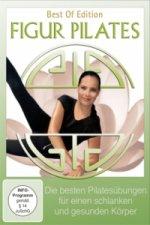 Figur Pilates - Die besten Pilatesübungen für einen schlanken und gesunden Körper, 1 DVD