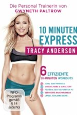 Tracy Anderson - 10 Minuten Express, 1 DVD