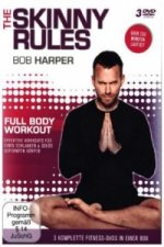 Bob Harper - The Skinny Rules-Full Body Workout, 3 DVDs