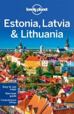 Lonely Planet Estonia, Latvia, Lithuania Guide