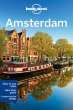Lonely Planet Amterdam City Guide