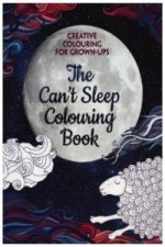 The Can't Sleep Colouring Book (Mini)