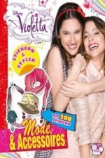 Disney Violetta - Stickern & Stylen