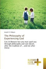 The Philosophy of Experiencing God