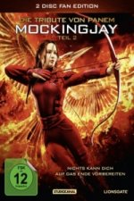 Die Tribute von Panem - Mockingjay, 2 DVDs (Fan Edition). Tl.2