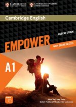 Cambridge English Empower Starter Student's Book with Online