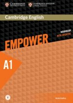 Cambridge English Empower Starter Workbook with Answers with Downloadable Audio