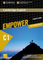 Cambridge English Empower Advanced Student's Book with Online Assessment and Practice, and Online Workbook