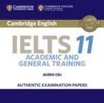 Cambridge IELTS 11 Audio CD