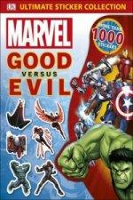 Marvel Good Vs Evil Ult Sticker Collecti