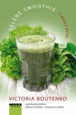Zelené smoothie- 7-dňový detox