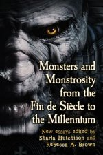 Monsters and Monstrosity from the Fin De Siecle to the Mille