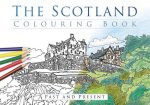 Scotland Colouring Book
