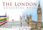 London Colouring Book: Past & Present