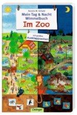Mein Tag & Nacht Wimmelbuch - Zoo