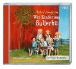 Wir Kinder aus Bullerbü, 2 Audio-CDs