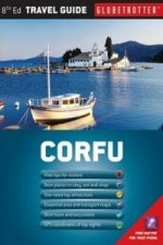 Corfu Globetrotter Travel Pack 8th Ed