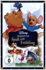 Winnie Puuh, Spaß im Frühling, 1 DVD, deutsche u. englische Version