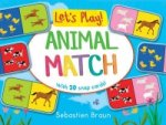 Let's Play! Animal Match