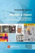 Měření a řízení v potravinářských a biotechnologických výrobách
